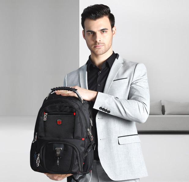 Швейцарские рюкзаки Swissgear – как отличить подделку?