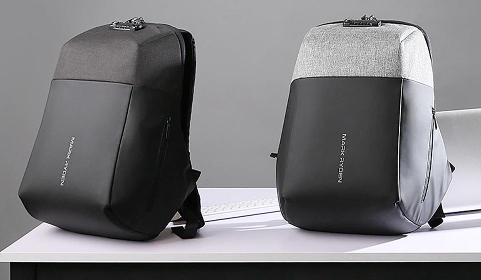 Рюкзак Mark Ryden Panzer доступен в двух цветах