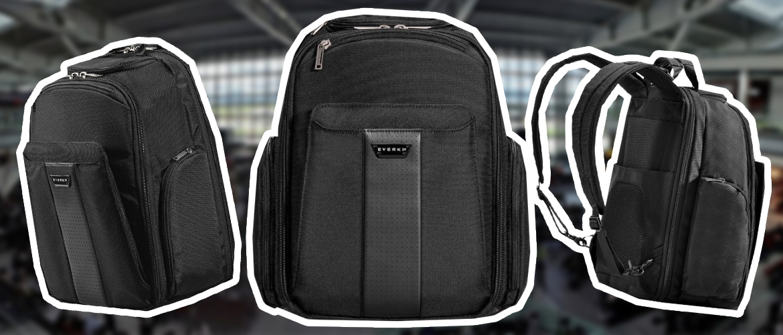Лучший рюкзак для ручной клади 40х30х20 -Everki Versa Premium