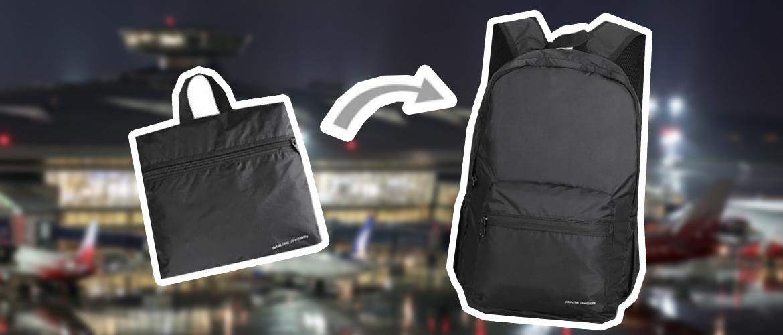 Рюкзак который выручит в непредвиденной ситуации -Mark RydenFlake
