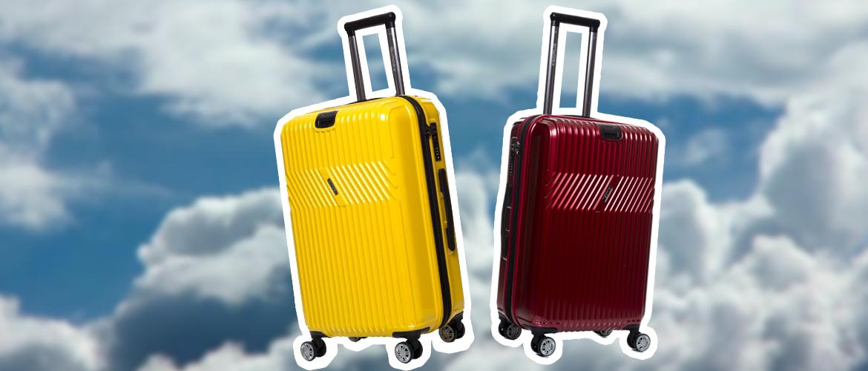 Sumdex Line — S — самый надежный чемодан для ручной клади