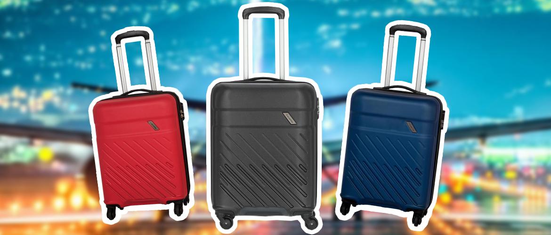 Travelite Vinda S -самый удобный чемодан для ручной клади