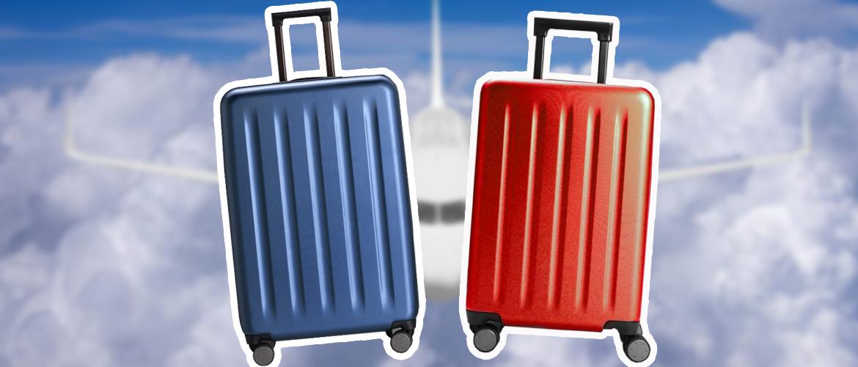 Xiaomi Ninetygo PC Luggage 20» — самый популярный чемодан для ручной клади