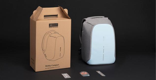 Фирменная упаковка  XD Design