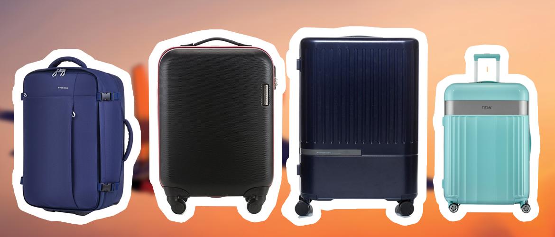 Самые лучшие чемоданы для ручной клади