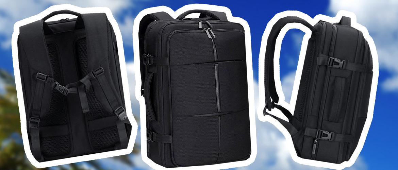 Лучший рюкзак для перелетов - Kingsons kw0607