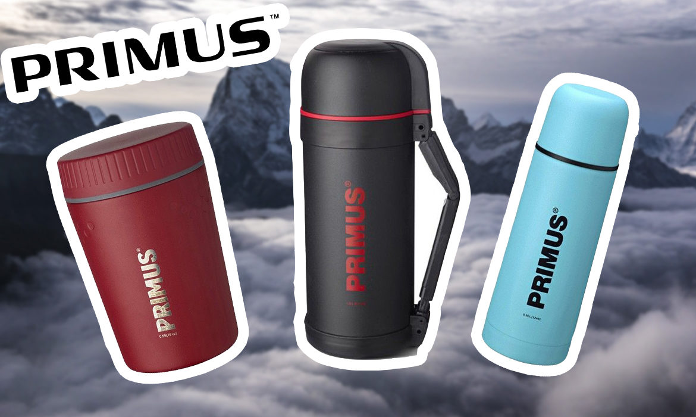 Primus - лучшие противоударные термосы