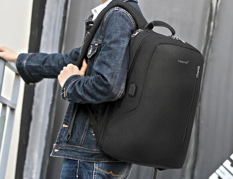 Tigernu - качественные городские рюкзаки для мужчин