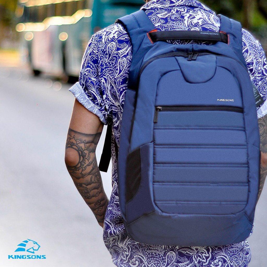 Kingsons - лучшие мужские городские рюкзаки