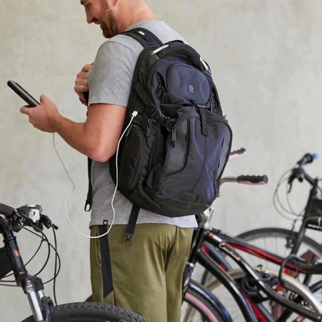 Swissgear - самые популярные мужские рюкзаки