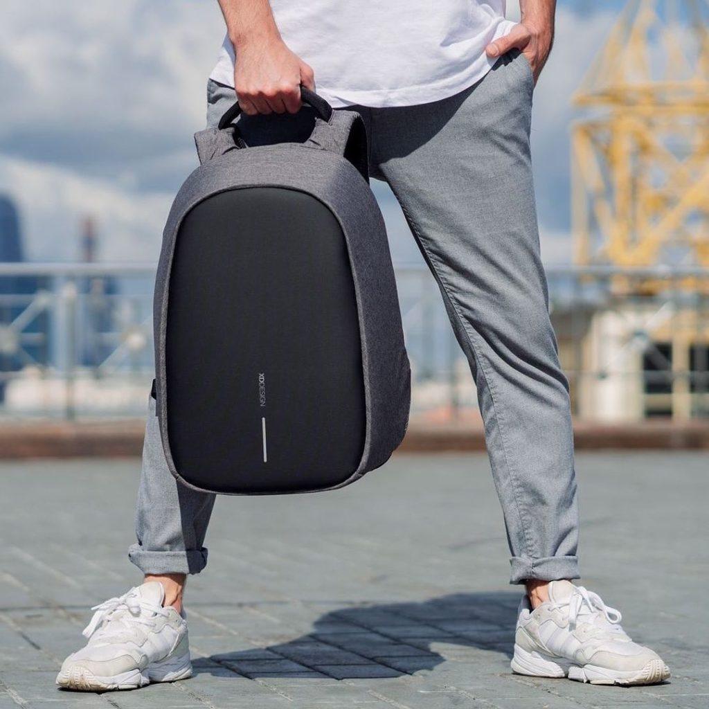 XD Design - самые безопасные мужские рюкзаки
