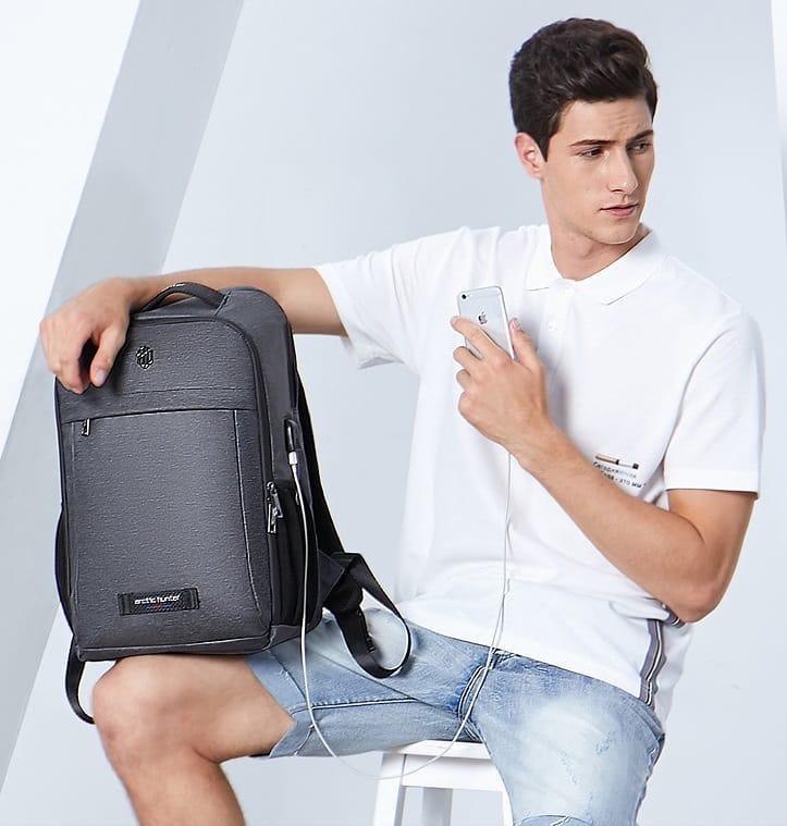 Arctic Hunter - лучший бренд мужских рюкзаков