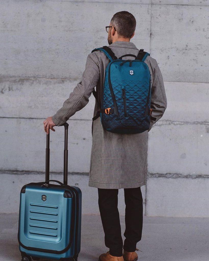 Victorinox - лучшие швейцарские рюкзаки для мужчин